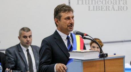Dan Bobouțanu, desemnat oficial drept candidat al PSD Hunedoara pentru postul de primar