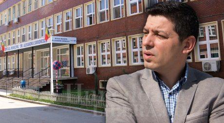 """Ce făcuși, """"finule""""?! Spitalul din municipiul Hunedoara, condus după ureche… muzicală"""
