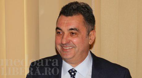Petru Mărginean și-a anunțat candidatura ca independent la Primăria municipiului Deva