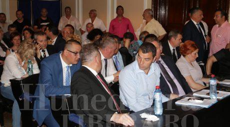Consiliul Local Deva, convocat în ședință pe 27 septembrie