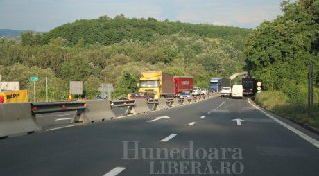 Restricții de circulație între Deva și Lugoj