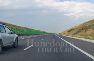 Viteză RECORD pe autostrada A1 Deva-Nădlac