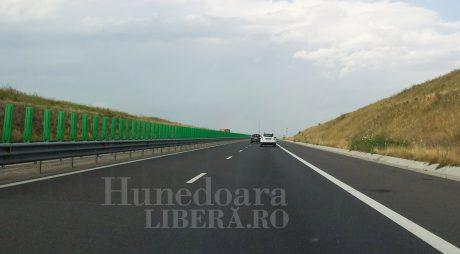 SURSE: Se deschide lotul 2 al autostrăzii Lugoj-Deva