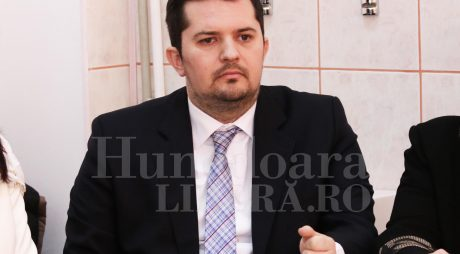 Ce a declarat Bogdan Țîmpău după ce a pierdut șefia PNL Hunedoara