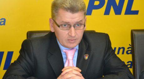 Primele declarații ale noului președinte interimar al PNL Hunedoara