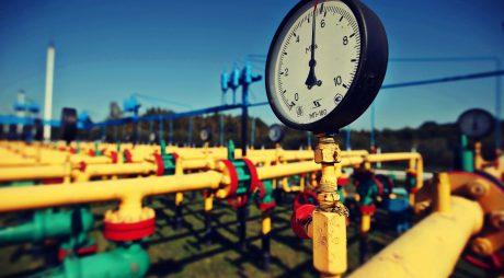 Obligaţia furnizorilor de gaze de înmagazinare a stocului minim de gaze naturale, acoperită cu 141%