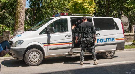 Percheziţii în județ la persoane bănuite de proxenetism, efectuate de BCCO Alba Iulia