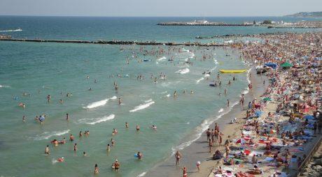 Plajele de la Marea Neagră, principala atracție a sezonului pentru români