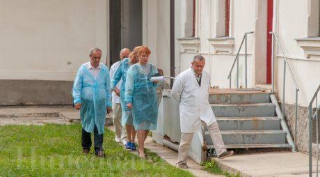 Primele măsuri luate de DSP la Sanatoriul TBC din Geoagiu