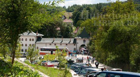 Măsuri de ULTIMĂ ORĂ la Mănăstirea Prislop