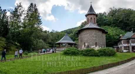 Astăzi, al doilea hram al Mănăstirii Prislop