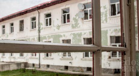 Control inopinat la Sanatoriul TBC de la Geoagiu: fără apă caldă la bucătărie