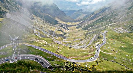Traficul va fi ÎNCHIS pe Transfăgărăşan între Bâlea Lac şi Bâlea Cascadă