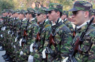 Jurământul militar la Academia Tehnică Militară