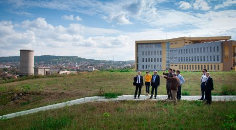 Vicepremierul Borc a vizitat județul Hunedoara