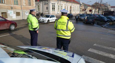 Clopoțelul a sunat și pentru polițiștii hunedoreni