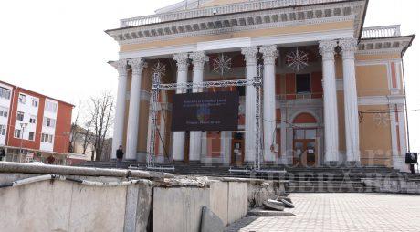 Concurs de proiecte pentru reamenajarea centrului Hunedoarei