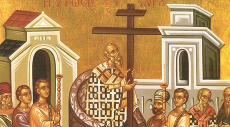 Ziua Crucii. Tradiții și obiceiuri