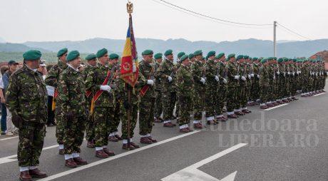 Ziua Armatei va fi sărbătorită la Țebea