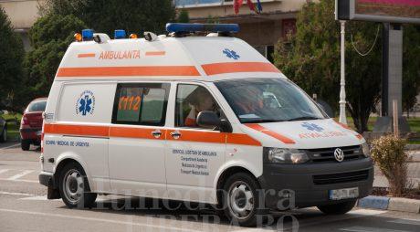 ACCIDENT GRAV în Deva! O femeie a fost lovită pe trecerea de pietoni