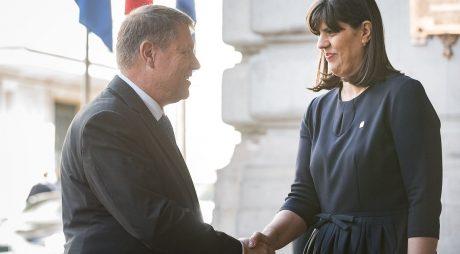 Preşedintele Iohannis nu o revocă pe Kovesi de la şefia DNA