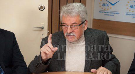 Moloț vrea alegeri interne la ALDE abia după Congres