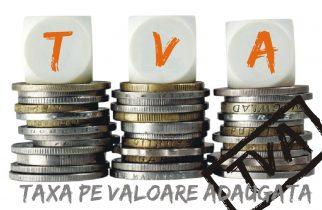 Cota de TVA ar putea scădea de la 19% la 16%