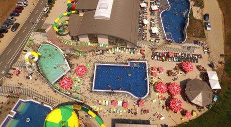 Aqua Park-ul de la Orăștie își mărește capacitatea