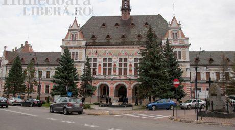 Consiliul Județean Hunedoara |ANUNȚ