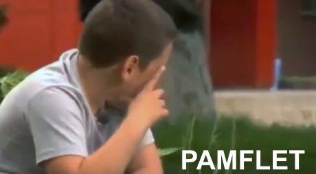 Carmen Hărău versus BORDURĂ (PAMFLET VIDEO)