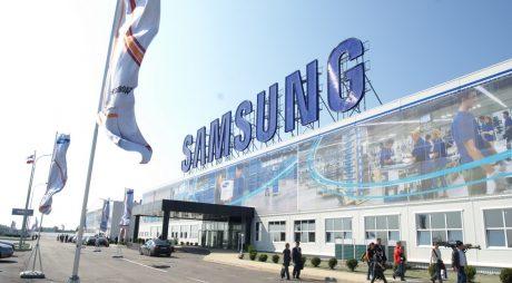 Samsung ia în calcul scindarea în două companii