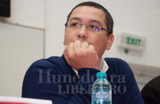 Instanţa supremă menţine decizia de retragere a titlului de doctor în drept în cazul lui Victor Ponta (surse)