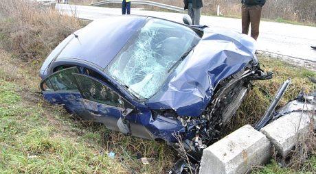 TRAGEDIE | Un tânăr de 24 ani a murit pe loc într-un grav accident