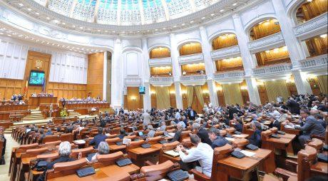 PNL și USR au depus la Parlament moțiunea de cenzură