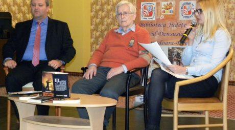 Prozatorul Gherasim Țic, din nou la Deva