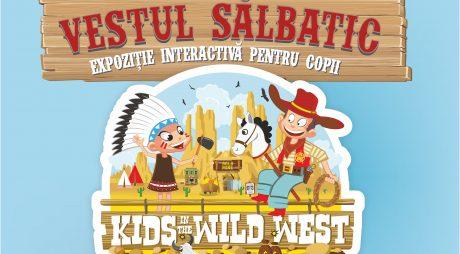 Copiii cuceresc Vestul Sălbatic la Shopping City Deva