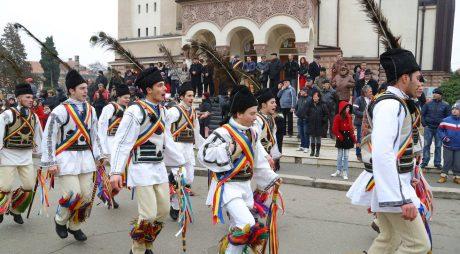 Orăștie | Festivalul Călușarului Tradițional