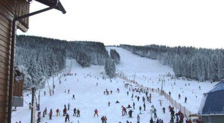 Zăpadă de aproape o jumătate de metru la Șureanu și Arieșeni