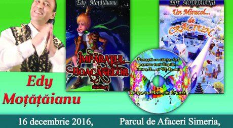 Două noi volume semnate de Edy Moțățăianu