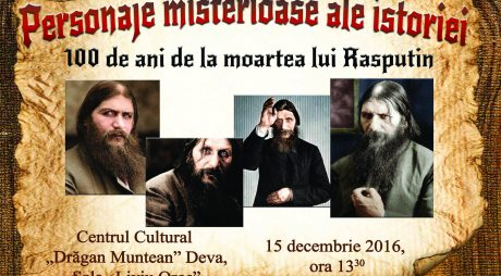 100 de ani de la moartea lui Rasputin