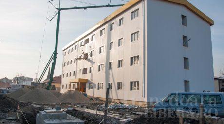 Construcția de locuințe, în declin în vestul țării