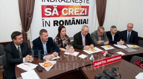 PSD Hunedoara face bilanțul alegerilor parlamentare