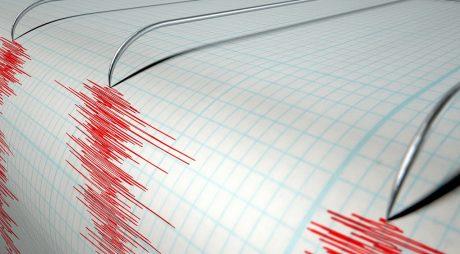 Cutremur de 3,3 grade în România, luni dimineața