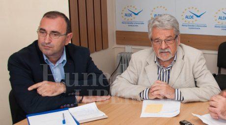 TENSIUNI la vârful ALDE Hunedoara