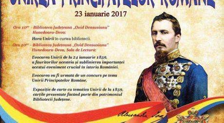 Ziua Unirii Principatelor la Deva