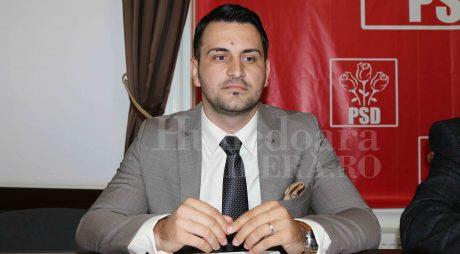 Consilier județean nou pentru PSD