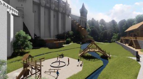 VIDEO. Planuri mari pentru Castelul Corvinilor