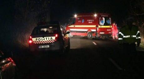 Accident MORTAL. Femeie ucisă în timp ce traversa un drum național