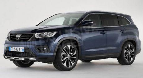 WOW! Cum va arăta noul SUV de la Dacia
