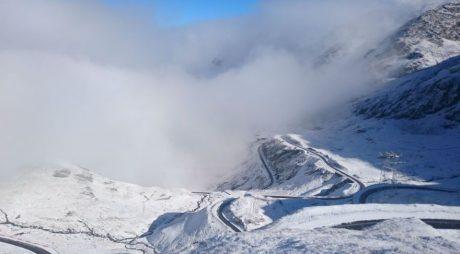 Risc mare de avalanșă la Bâlea Lac